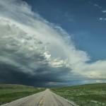 Highway 92 east of Arthur, NE.