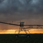 Lightning near Hampton, Nebraska #1