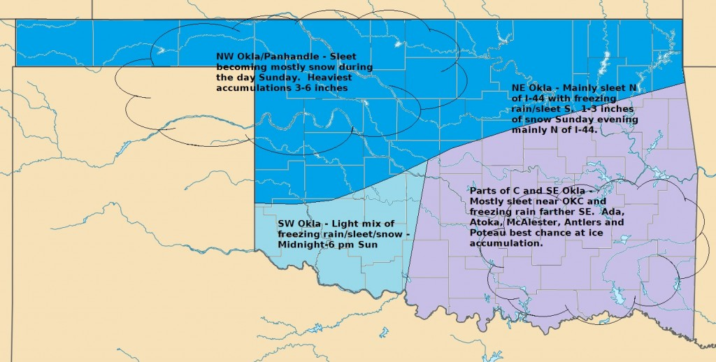 2013 2014 Oklahoma Winter Weather Forecast Photography | LONG ...
